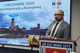 La Fête nationale de la Roumanie célébrée à Hô Chi Minh-Ville