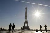 Réouverture de la Tour Eiffel le 16 décembre