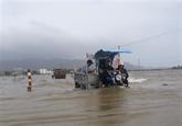 Inondations au Centre : plus de 811,2 millions d'USD de pertes en novembre