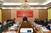 Session plénière du sous-comité du Vietnam sur le Centre tropical Vietnam - Russie