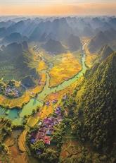La beauté époustouflante de la rivière Quây Son
