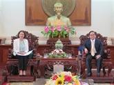 Cân Tho et l'Australie renforcent leur coopération dans l'éducation et les infrastructures