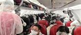COVID-19 : les vols internationaux seront suspendus pour violation des mesures préventives