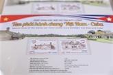 Émission conjointe de timbres en l'honneur des 60 ans des liens Vietnam - Cuba