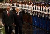 Le Vietnam et Cuba écrivent de nouvelles pages dans une histoire glorieuse