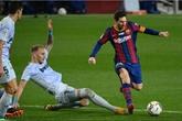 Foot : Messi égale Pelé, un record de buts partagé entre deux géants