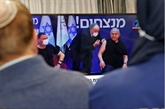 Netanyahu vacciné, début de la campagne de vaccination en Israël