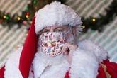 Le Père Noël vacciné, bon pour le service, assure l'immunologue Anthony Fauci