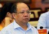 Hô Chi Minh-Ville : suspension du travail de Tât Thành Cang