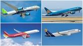 Aviation civile : 5 millions de sièges prévus pour le Têt prochain