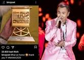 Trois artistes vietnamiens remportent des prix MAMA 2020