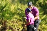 Tiger et Charlie Woods, 11 ans, terminent 7e du Tournoi des Familles