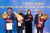 L'Association d'amitié et de coopération Vietnam - France célèbre son 65e anniversaire