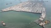 Le président indonésien inaugure un port ''stratégique'' de 3 milliards d'USD