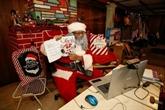 COVID oblige, le Père Noël troque le traîneau pour la vision