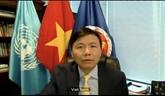 Le Vietnam remplit avec succès sa mission au Conseil de sécurité en 2020