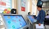 Hô Chi Minh-Ville fournira tous les services publics en ligne au niveau 4 d'ici 2030