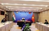 Vision commune Vietnam - Inde pour la paix, la prospérité et les peuples
