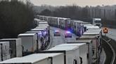 Virus : Londres tente de trouver une solution pour la reprise du trafic transmanche