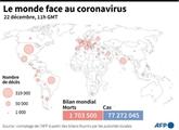 Le bilan de la pandémie de COVID-19