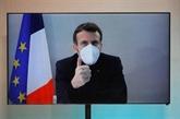Macron s'inquiète de la