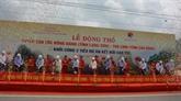 Dông Dang-Trà Linh, une nouvelle route commerciale internationale