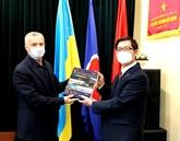 Promouvoir les relations d'amitié traditionnelle Vietnam - Ukraine