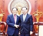 Hô Chi Minh-Ville et la République de Corée resserrent leurs liens