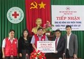 Les Vietnamiens aux États-Unis soutiennent les sinistrés d'intempéries à Phu Yên
