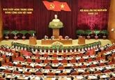 Le XIIIe Congrès du Parti aura lieu fin janvier 2021