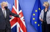 Londres et Bruxelles proches d'un accord commercial historique