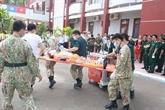 L'hôpital de campagne N°3 est prêt pour les opérations de maintien de la paix