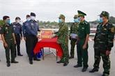 Dông Tháp soutient la province cambodgienne de Prey Veng dans la lutte anti-COVID-19
