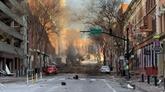 États-Unis : un camping-car explose à Nashville après un mystérieux compte à rebours