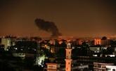 Deux roquettes tirées depuis Gaza sur Israël, l'armée frappe le Hamas