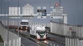 Retour des camions de Douvres : la situation résorbée samedi, prévoit le port de Calais