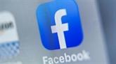 Facebook ferme la page d'un cuisinier conspirationniste australien