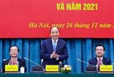 Le PM félicite laccomplissement des objectifs 2020 du secteur de construction