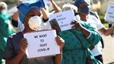 Coronavirus : l'Afrique du Sud dépasse le million de cas positifs