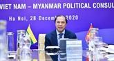 Vietnam - Myanmar : la 9e consultation politique annuelle