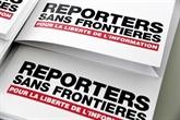RSF : 50 journalistes tués en 2020, la plupart dans des pays en paix