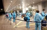 Plus d'un millier de citoyens vietnamiens rapatriés du Japon, du Canada et de Taïwan