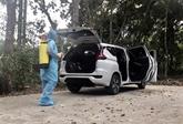 Le conducteur transportant le 1.440e patient testé négatif au SARS-CoV-2