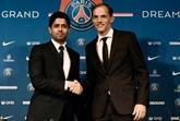 Foot : le Paris SG officialise le départ de Thomas Tuchel