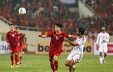 Le football vietnamien, un point brillant en Asie du Sud-Est
