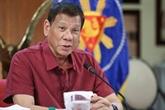 Le président philippin adopte le plan budgétaire sans précédent