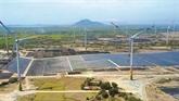 Coopération dans le développement des énergies renouvelables