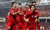 Le Vietnam demeure dans le top 100 du classement FIFA