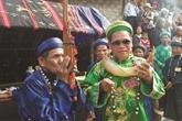 Alang Bay, patriarche de l'édification de la vie culturelle des Co Tu