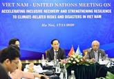 Édification d'un cadre de coopération au développement pour la période 2022-2026